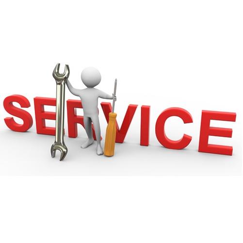 Service Fivea vlechtmachine