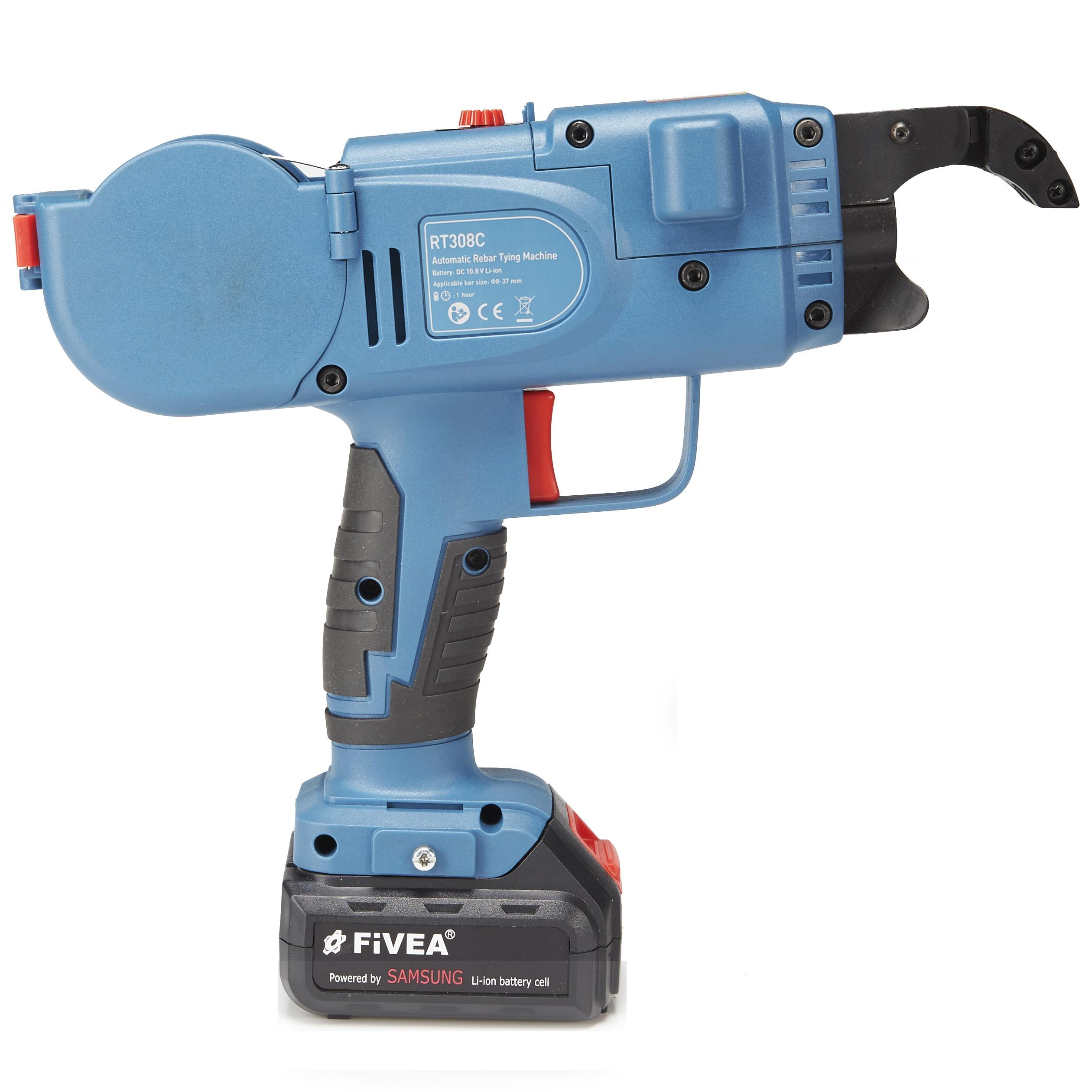 Vlechtmachine Fivea rt308c-standaard-2-ah-r