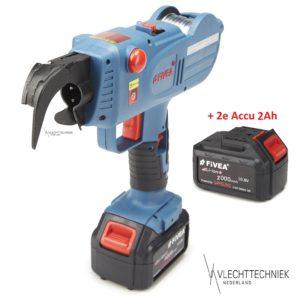 Vlechtmachine Fivea rt308c-vvb-2ah-v-en-2e-accu