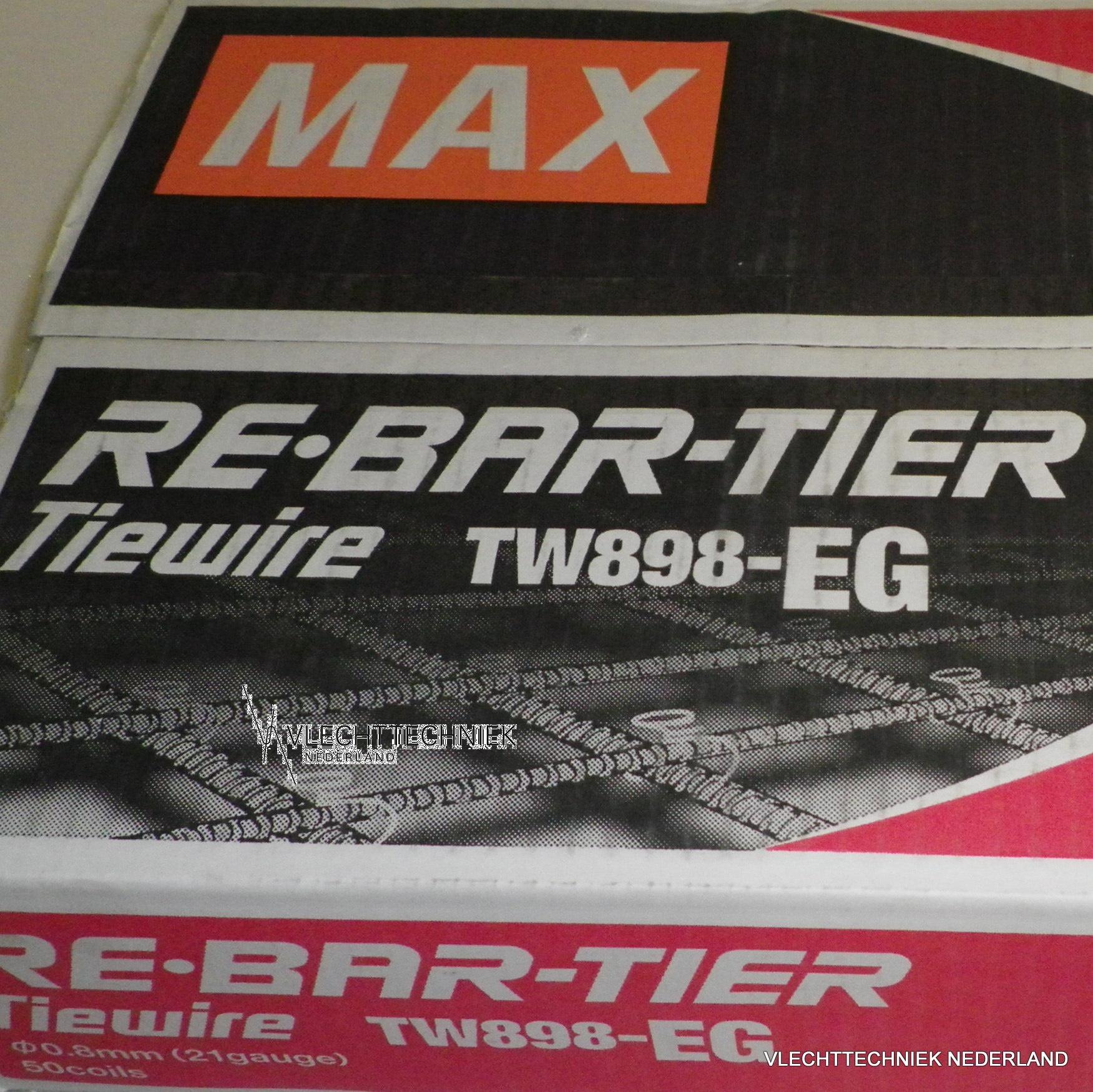 Max TW898-EG vlechtdraad